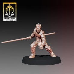 13.jpg Download STL file DARKSABER • 3D print object, KnightSoul_Studio