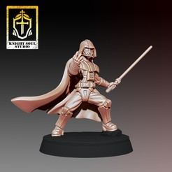 1.jpg Download STL file THE CHOSEN ONE • 3D printable model, KnightSoul_Studio