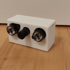 cam_1.png Télécharger fichier STL gratuit Pi Etui à came zéro IR • Plan à imprimer en 3D, Galva101