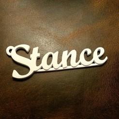 Descargar STL Adorno para el espejo retrovisor 'Stance'., ovenomojr