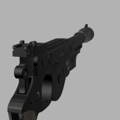 Download 3D printing files The Mandalorian Blaster, Jasperathome