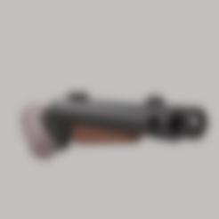 shotgun.stl Télécharger fichier STL gratuit Super Boltgun 28mm • Objet imprimable en 3D, Tobunar