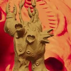 overspawnrender.jpg Download free STL file The Overspawn • 3D printer design, Tobunar