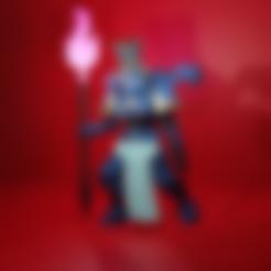 Télécharger fichier STL gratuit Dusty la sorcière • Plan pour impression 3D, Tobunar