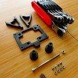 Download free STL file Garage holder for facom keys / facom wrench holder for workshop • 3D print model, jonathan68