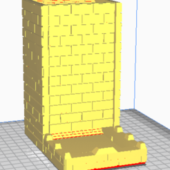 dice 1.png Download STL file dice tower • 3D printable object, GEEKMAKER3D