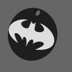 pontiac.png Download STL file Batman • 3D print object, IDfusion