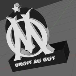 sexy bisous.jpg Télécharger fichier STL Olympique de Marseille • Objet pour impression 3D, IDfusion