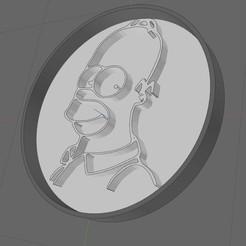 homer-simpson.jpg Download STL file Homer cookie cutter • 3D printable design, IDfusion