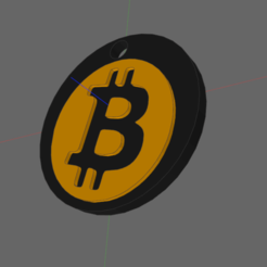 pontiac.png Download STL file bitcoin • Model to 3D print, IDfusion