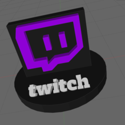 r.png Download STL file twitch • Object to 3D print, IDfusion