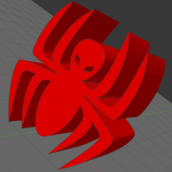 Download 3D printing templates alien spider, IDfusion