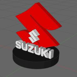 r.png Download STL file suzuki • 3D printable model, IDfusion