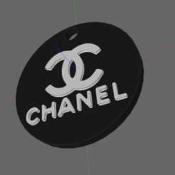 pontiac.png Download STL file chanel • Object to 3D print, IDfusion