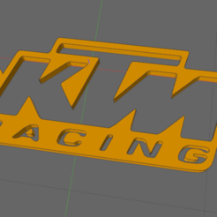 r.png Download STL file ktm • 3D printing template, IDfusion