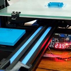 20200109_232854.jpg Télécharger fichier STL gratuit Geeetech A10/A10M - Ventilateur 70x70x15mm - TMC2208 • Design pour imprimante 3D, Cipri8