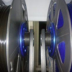Télécharger fichier 3D gratuit Adaptador para Filamento PaL p/ Geeetech A10M A10, Cipri8