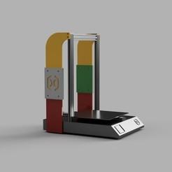 ASWX1.jpg Télécharger fichier STL gratuit [out-of-date] Z Brace for Sidewinder X1 • Modèle imprimable en 3D, alpo16000