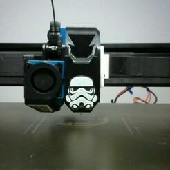 Stormtrooper_40x40mm.jpg Télécharger fichier STL gratuit Stormtrooper Badge • Modèle à imprimer en 3D, alpo16000