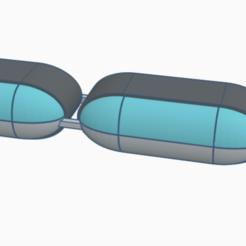 Download free STL file Futuristic Track Train • Design to 3D print, alexsmunozn
