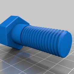 Télécharger fichier imprimante 3D gratuit Bullone M16x40, Superline