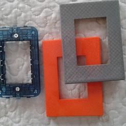Impresiones 3D gratis placa de pared (modelo Arké), Superline