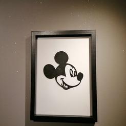 Télécharger fichier impression 3D Mickey Mouse disney, mc_bloom