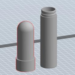 cigar holder.png Télécharger fichier STL Porte-cigares • Design pour imprimante 3D, Gutts