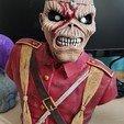 Télécharger fichier STL Eddie - The Trooper [Iron Maiden] • Modèle imprimable en 3D, Gutts