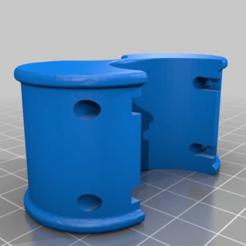 Télécharger objet 3D gratuit Garmin 920XT Support pour vélo 33mm, gianlorenzopassuello