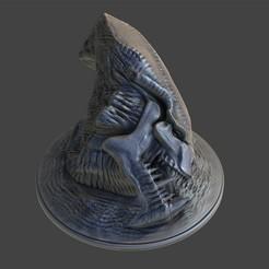 Descargar diseños 3D Corte de la cabeza del monstruo, nicolasmorant