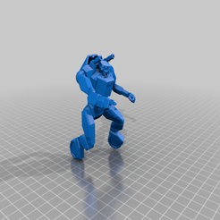 Minotaur_complete.png Download free STL file MM&M Minotaur • 3D printable design, adamjlove92