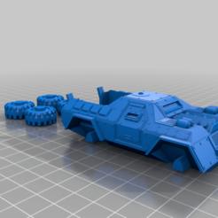 Tauras-U_Technical.png Download free STL file Tauras-U Technical • 3D printable template, adamjlove92