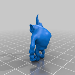 Ngobostandbonepoker.png Download free STL file Night Goblins • 3D printer object, adamjlove92