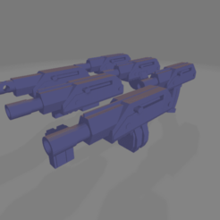 Autogun_family2.png Download free STL file Autogun family • 3D printable template, adamjlove92
