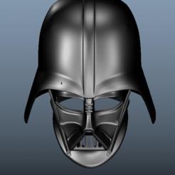 Download STL file Darth Vader Helmet ROTS  STL 3D print model • 3D printer object, 3dPrintArmory