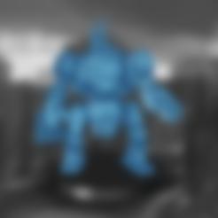 Shoulder.stl Download free STL file 28mm Cosmo Knight Naismith Pattern Tomb Walker • 3D printer model, Miffles_Makes