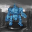 Dread.png Download free STL file 28mm Cosmo Knight Naismith Pattern Tomb Walker • 3D printer model, Miffles_Makes