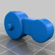 UpperArm.png Download free STL file 28mm Cosmo Knight Naismith Pattern Tomb Walker • 3D printer model, Miffles_Makes