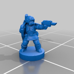 f066f33a1111193681c9e6548353da83.png Download free STL file 6mm Empire Star Army, Acadian Infantry • 3D printer model, Miffles_Makes