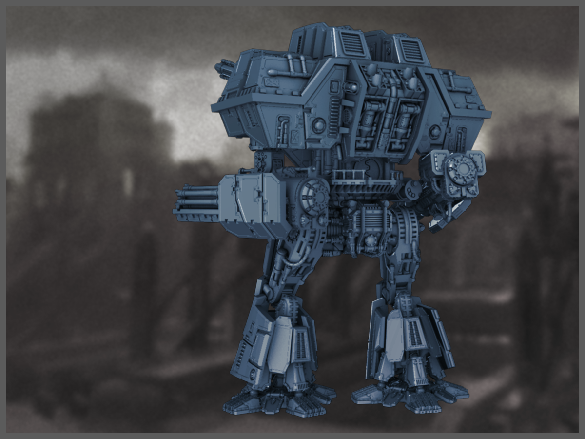 01_Back.png Download STL file 6/8mm Lucifer Pattern Overlord Warmech • 3D printing design, Miffles_Makes
