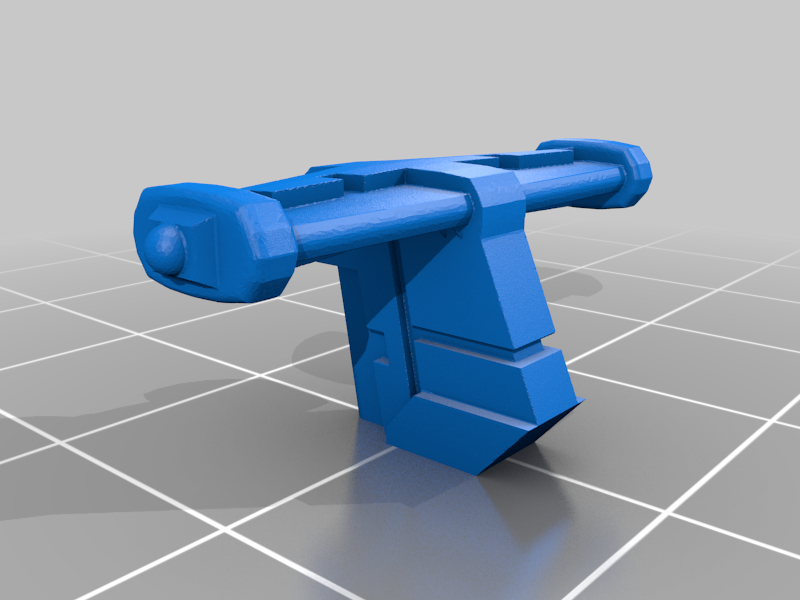 Tail.png Download free STL file 6mm Cosmo Knight Aircraft, Screaming Eagle Assault Transport • 3D printable model, Miffles_Makes