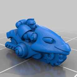 852fc20016fadc347f34275133da90b0.png Download free STL file 6mm Cosmo Knight, Attack Bikers • 3D printable object, Miffles_Makes