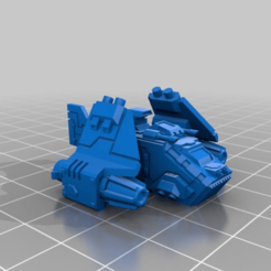 3a5280d491bfa08bbb143232b8ecb4ab.png Download free OBJ file 6mm Cosmo Knight Aircraft, Thunder-Crow Light Fighter (Remix) • Object to 3D print, Miffles_Makes