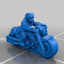 a9d1eeab4c5d38d788b56ebbd4cd5f3a.png Download free STL file 6mm Empire Star Army, Acadian Bikers • 3D printer design, Miffles_Makes