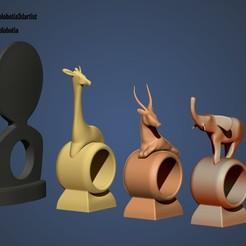 Download 3D printer designs Figures keeps tablecloths/towels, pablobotia3dartist