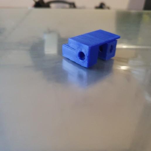 Imprimir en 3D gratis tensor correa eje x anet a8 plus, Luka3dStudio