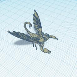 Escorpionfly (3).png Télécharger fichier STL Scorpion ailé • Objet à imprimer en 3D, salvadortegas2