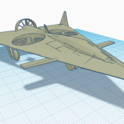 Copy of CYGNUS-5.png Download STL file Cygnus-5 • 3D printer template, salvadortegas2