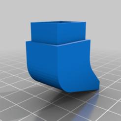 Nozzle.png Télécharger fichier STL gratuit Mise à niveau de l'entraînement direct Anet A8 E3D v6 • Plan à imprimer en 3D, laurentcluzel